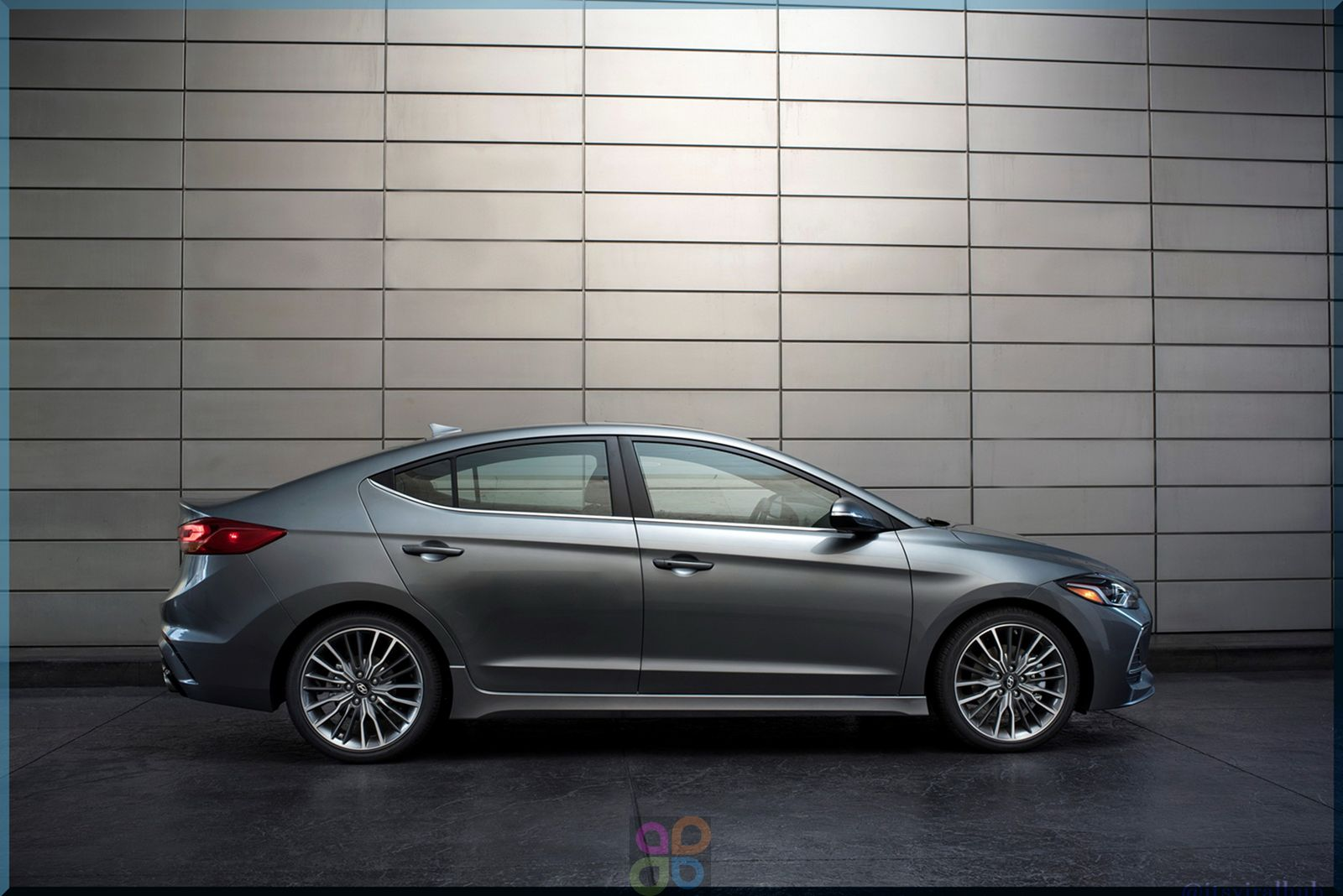 Hyundai Gives Elantra Sport Customers Couple Of Decisions; The Key Choice  To Make Is Between The Standard Six Speed Manual Transmission Or The  Discretionary ...