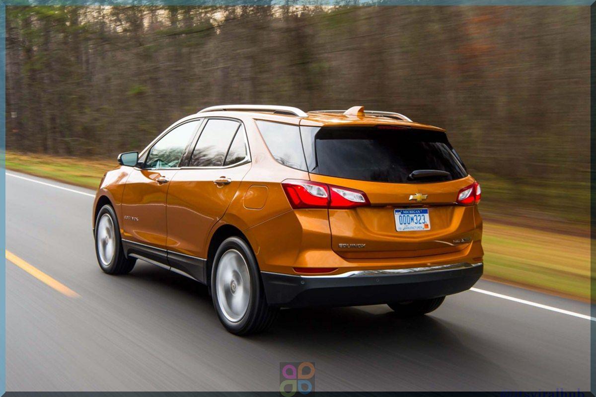 Equinox brown chevy equinox : Chevrolet Equinox 2.0T AWD Launching-2018 - ViralHub