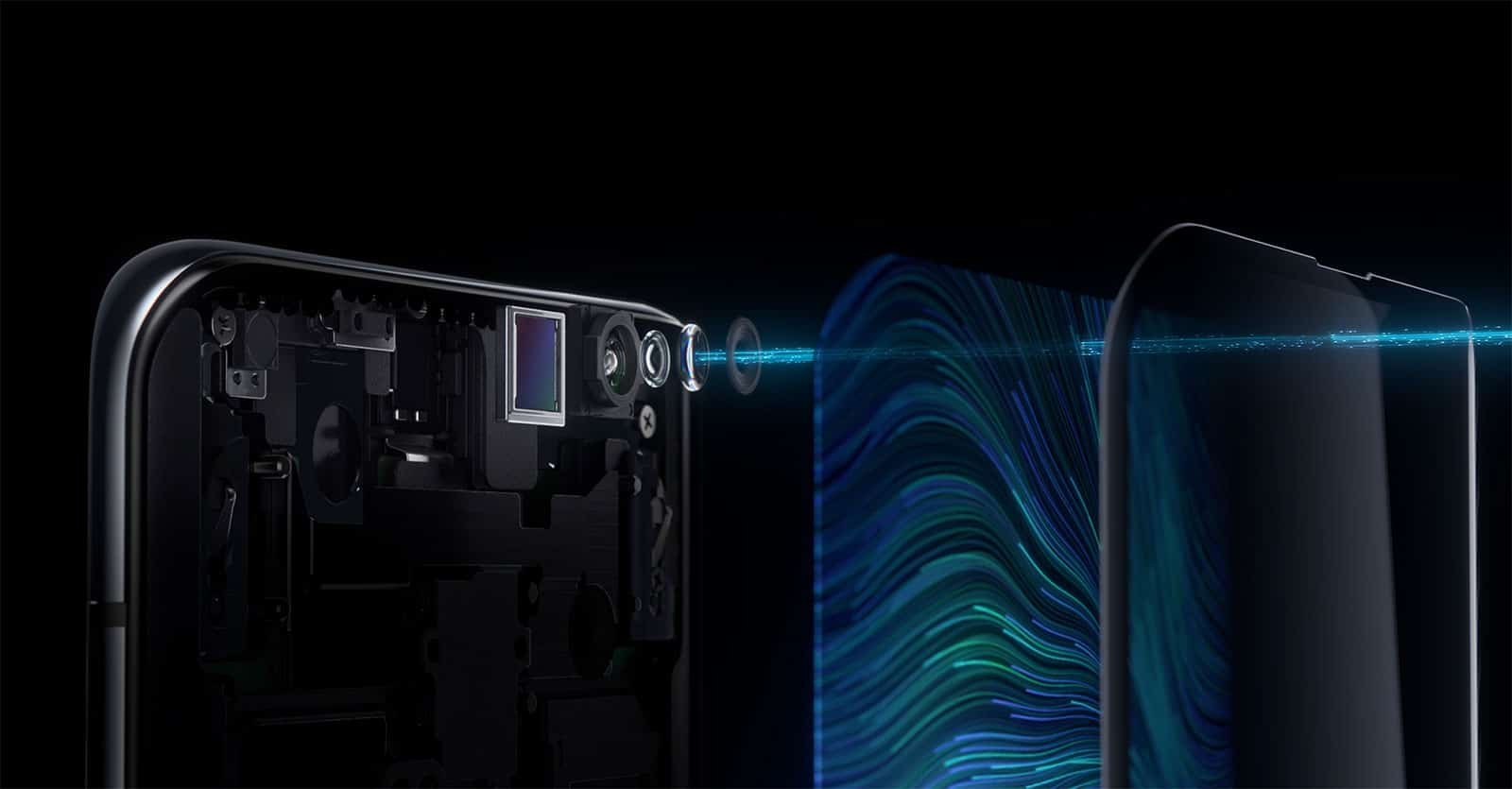 World's First Underscreen Camera Smartphone By OPPO